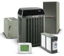 Gilbert hvac products