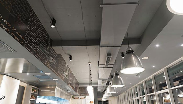 Bar and Restaurant HVAC Service